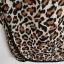 เดรสผ้าชีฟอง พิมพ์ลาย Leopard สีน้ำตาล thumbnail 10