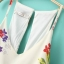 ZARA Maxi Dress ผ้าพิมพ์ลายดอกสีสดใส เว้าหลัง S,M,L thumbnail 6