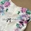 Lady Ribbon เดรสพิมพ์ลายดอกไม้สีพาสเทล ทรงบอดี้คอน thumbnail 10