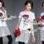 Seoul Secret Dress เดรสประดับลูกไม้ thumbnail 2