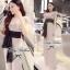 Lady Ribbon Lady Glamourous Jumpsuit จั๊มสูทขายาว สุดหรู thumbnail 5