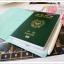 Pony Passport case ปกใส่หนังสือเดินทาง thumbnail 17