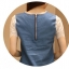 Icevanilla Star Stitching Lace Bottoming Denim Dress thumbnail 5