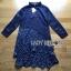 Lady Ribbon Dress เดรสพิมพ์ลายดาว thumbnail 5