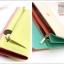 Triple Wallet กระเป๋าสตางค์ทรงยาว 3 สีสวย thumbnail 17