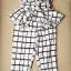 Lady Ribbon Lady Black&White Checkmate Trousers Set thumbnail 8