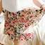 Cherry KOKO Sweet Floral Set ชุดเสื้อ กระโปรงผ้าชีฟอง พิมพ์ลายดอกไม้ thumbnail 7