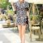 Seoul Secret Chic &Cool Blossom Print Dress thumbnail 3
