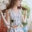 Seoul Secret Set Long Blossom Vintage with Cami Wool Weave thumbnail 2