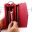 Handmade Smart Wallet กระเป๋าสตางค์พร้อมช่องใส่มือถือสมาร์ทโฟน thumbnail 16