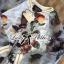 Lady Ribbon Set เซ็ตเสื้อแจ๊คเก็ต กางเกงขาสั้นพิมพ์ลายดอกไม้ thumbnail 7