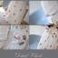 Ice Vanilla มินิเดรสผ้าคอตตอนสีขาว ปักลายน่ารัก ฟรุ้งฟริ้ง thumbnail 7