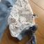 Lady Ribbon Lace-Sleeve Mini Dress with Ribbon thumbnail 9