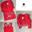Lady Ribbon Mini Dress Outer Set เซ็ตเสื้อนอก-มินิเดรส 4 สี thumbnail 9