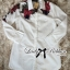 Lady Ribbon Rose Embroidered with Tassels Shirt thumbnail 8