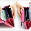 Triple Wallet กระเป๋าสตางค์ทรงยาว 3 สีสวย thumbnail 10
