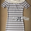 Lady Ribbon Lady Cherline Smart Casual Striped Lace Dress thumbnail 7