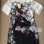 Lady Ribbon Wicked Girl Print Dress thumbnail 8