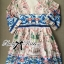 Lady Ribbon Floral Embroidered Dress thumbnail 11
