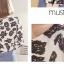 Lady Black Rose เสื้อแขนยาว ผ้าชีฟอง ลายดอกไม้สีดำ thumbnail 6