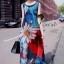 Seoul Secret Silky DKNY Maxi Dress thumbnail 9