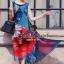 Seoul Secret Silky DKNY Maxi Dress thumbnail 10