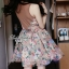 Lady Ribbon Vintage Dress เดรสชีฟอง ดีเทลหลังซีทรู thumbnail 2