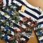 Lady Ribbon เซ็ตเสื้อและกางเกงขายาวลายทาง thumbnail 6