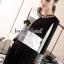 Seoul Secret ชุดเซ็ท เสื้อแขนยาว กางเกงทรงฮาเล็ม thumbnail 7