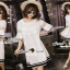 Seoul Secret Bell Sleeve Nifty Lace Dress thumbnail 10