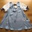 Lady Ribbon Lace-Sleeve Mini Dress with Ribbon thumbnail 10