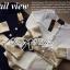 Lady Ribbon ชุดแจ๊คเก็ตแต่งผ้าปักดิ้นทองและกระโปรงกางเกงขาสั้นเข้าชุด thumbnail 10