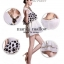 Marsh Mallow Polka Dot and Strip Dress thumbnail 4