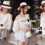 Seoul Secret Sweety Lady Ivory Blouse thumbnail 5