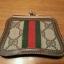 RARE ITEM สินค้าแบรนด์เนมมือสอง กระเป๋าใส่เศษเหรียญ GUCCI รุ่น Vintage thumbnail 1