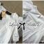 Lady Ribbon เสื้อปักฉลุ ผ้าป่าน แต่งลายลูกไม้ที่แขนและชายเสื้อ thumbnail 9