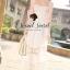 Seoul Secret Princess Chiffon WorkOut Maxi Dress thumbnail 6