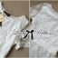 Lady Ribbon Dress เดรสผ้าลูกไม้สไตล์คลาสสิควินเทจ thumbnail 10