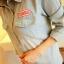 เสื้อเชิ้ต แขนยาว ผ้ายีนส์ ฟอกสี สียีนส์อ่อน ปักแปะลายที่แขนและหน้าอกเสื้อ thumbnail 9