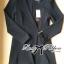 Lady Ribbon Smart Casual Wrap Suit Dress thumbnail 9