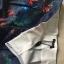 กางเกงแฟชั่นสไตล์ไฮแบรนด์ กางเกงเอวสูง พิมพ์ลายดอกไม้ thumbnail 3