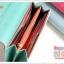 Triple Wallet กระเป๋าสตางค์ทรงยาว 3 สีสวย thumbnail 7