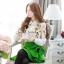 Seoul Secret Yellow Bloom Print Shirt thumbnail 6