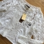 Lady Ribbon Sweet Mix Fabrics Lace Blouse thumbnail 6