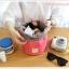 Travel Dresser Pouch กระเป๋าเครื่องสำอางค์ขนาดจัมโบ้ thumbnail 21
