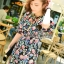 Seoul Secret Chic &Cool Blossom Print Dress thumbnail 2