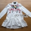 Lady Ribbon เสื้อเชิ้ตยาวปักลายดอกไม้ thumbnail 8