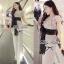 Lady Ribbon Lady Glamourous Jumpsuit จั๊มสูทขายาว สุดหรู thumbnail 3