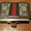 RARE ITEM สินค้าแบรนด์เนมมือสอง กระเป๋าใส่เศษเหรียญ GUCCI รุ่น Vintage thumbnail 3