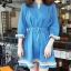 Marsh Mallow Viva Denim Dress thumbnail 3